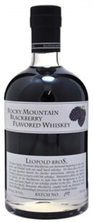 Leopold Bros Whiskey Rocky Mountain Blackberry 750ml